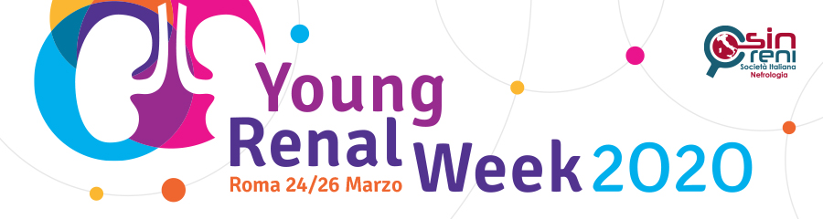 young renal week nefrologia